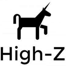 High-Zロゴ